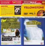 DVD IMAX 10 - Yellowstone